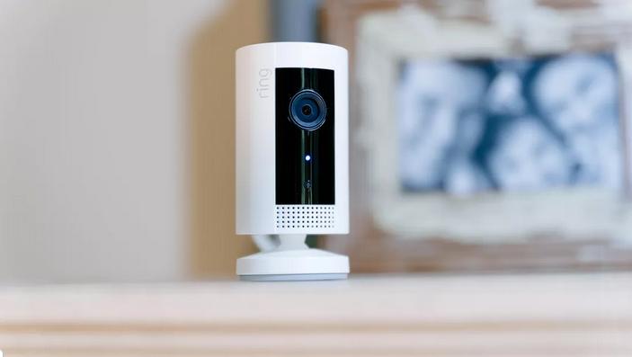 Ring Indoor Cam-Şirketin en ucuz güvenlik kamerası